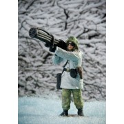 Немецкий солдат с Luftfaust-B 162 РТ (с)