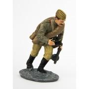 Командир расчета 45 мм орудия, 1944 г 195 РТ (п1)