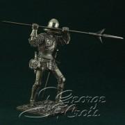 Европейская пехота, конец 15 века. Алебардист 5342.1 ТС (н/к)