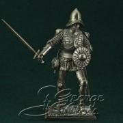 Европейская пехота, конец 15 века. Наёмный солдат 5342.2 ТС (н/к)