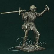Европейская пехота, конец 15 века. Наёмный пехотинец 5342.3 ТС (н/к)