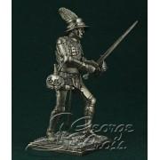 Европейская пехота, конец 15 века. Наёмный солдат 5342.5 ТС (н/к)