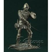Европейская пехота, конец 15 века. Наёмный солдат 5342.7 ТС (н/к)