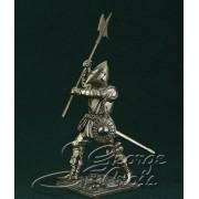 Европейская пехота, конец 15 века. Алебардист 5343.1 ТС (н/к)