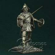 Европейская пехота, конец 15 века. Наёмный солдат 5343.3 ТС (н/к)