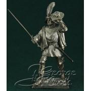 Европейская пехота, конец 15 века. Сержант 5343.5 ТС (н/к)