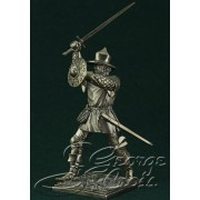 Европейская пехота, конец 15 века. Наёмный пехотинец 5343.7 ТС (н/к)