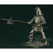 Европейская пехота, конец 15 века. Алебардист 5343.8 ТС (н/к)