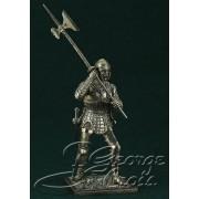 Европейская пехота, конец 15 века.Алебардист 5344.4 ТС (н/к)