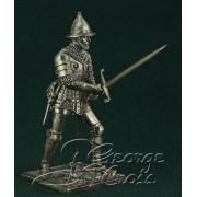 Европейская пехота, конец 15 века. Наёмный солдат 5344.5 ТС (н/к)