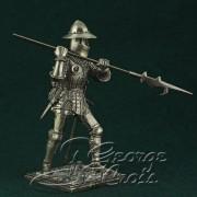 Европейская пехота, конец 15 века. Алебардист 5344.7 ТС (н/к)