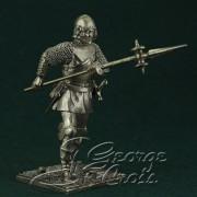 Европейская пехота, конец 15 века. Наёмный пехотинец 5345.6 ТС (н/к)