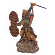 CL 0203 AG Персидский воин в короне