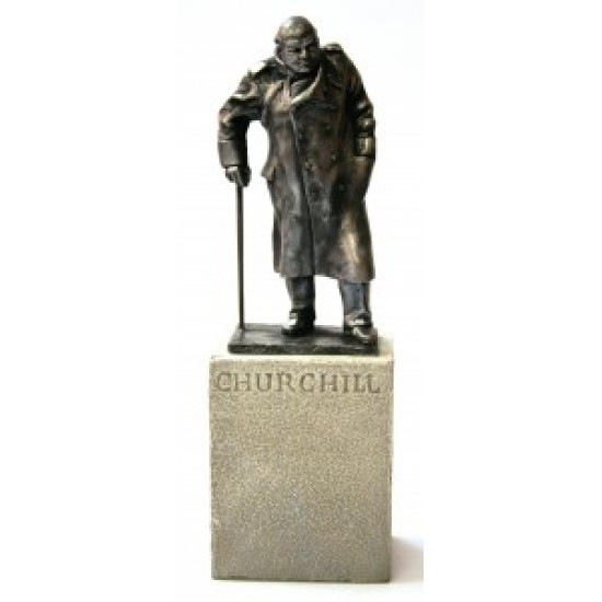 BT 01 003 Уинстон Черчилль, копия памятника AG