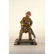 CS 02 165 Пожарный (зеленая форма) AG