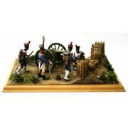 СМ 017 Французская артиллерия, 1812 г. AG
