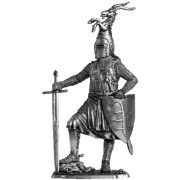 Германский рыцарь, 2-я пол. 13 века M223 EK (н/к)