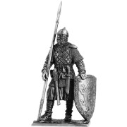 Русский пеший воин, 14-15 вв. M198 ЕК (н/к)