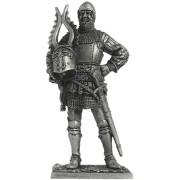 Европейский рыцарь, конец 14 века M165 ЕК (н/к)
