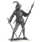Швейцарский пеший воин, 15 век M169 ЕК (н/к)