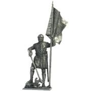Немецкий пехотинец со знаменем, 14 век M166 EK (н/к)