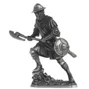 Западноевропейский пехотинец, 14 век M156 ЕК (н/к)