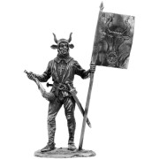 Швейцарский знаменосец кантона Ури, 15 век М110 ЕК (н/к)