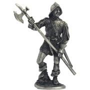 Немецкий пеший воин, 1500 год М73 EK (н/к)