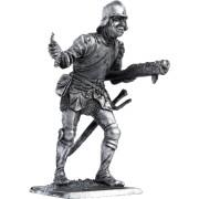 Швейцарский стрелок из ручницы, 15 век M71 ЕК (н/к)