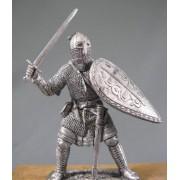 Русский воин-дружинник, 13 век M275 ЕК (н/к)