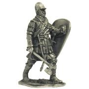 Ратник новгородского ополчения, 2-я пол. 14 века M104 ЕК (н/к)