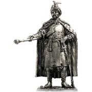 Казацкий полковник Украина, 17 век M205 ЕК (н/к)