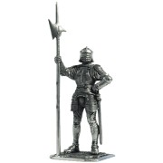 Английский алебардщик, 1513 год M179 ЕК (н/к)