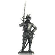 Европейский солдат с мечом, 16 век M107 ЕК (н/к)