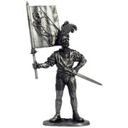 Швейцарский знаменосец города Берна, нач. 16 века М90 ЕК (н/к)