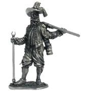 Английский мушкетёр-ветеран, 1588 год М13 ЕК (н/к)
