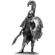 Феспийский гоплит, 5 век до н.э. А214 EK (н/к)
