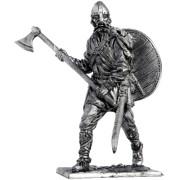Викинг с топором и мечом, 9-10 вв. М221 ЕК (н/к)