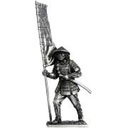 Асигару-знаменосец, конец 16 – нач. 17 вв. М227 EK (н/к)