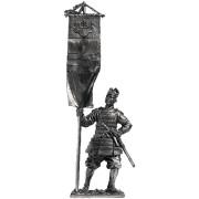 Японский воин-знаменосец, 14 век М143 EK (н/к)