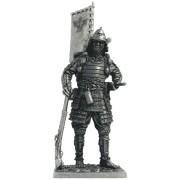Самурай в походе, 16 век М120 EK (н/к)