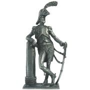 Офицер батальона моряков Имп. Гвардии  Франция, 1809-12 гг. N163 EK (н/к)