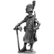 Сапёр линейной пехоты. Франция, 1806-12 гг. N52 EK (н/к)