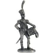 Барабанщик лёгкой пехоты. Франция, 1809-13 гг. N51 EK (н/к)
