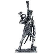 Корнет вольтижёров лёгкой пехоты. Франция, 1809-13 гг. N50 EK (н/к)