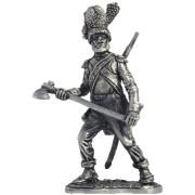 Сапёр линейной пехоты. Франция, 1805-14 гг. N47 EK (н/к)
