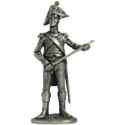 Офицер линейной пехоты. Франция, 1805 год N39 EK (н/к)