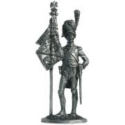 Орлоносец 3-го полка Пеших Гренадер. Франция, 1812 г. N38 EK (н/к)