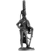 Обер-офицер гусарского полка. Россия, 1809-11 гг. R25 EK (н/к)