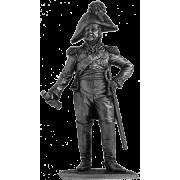 Генерал Д.С.Дохтуров. Россия, 1812 год R249 EK (н/к)